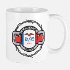 Iowa Boxing Mug