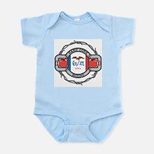 Iowa Boxing Infant Bodysuit