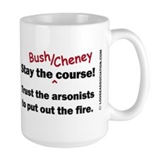 Stay the Course Mug