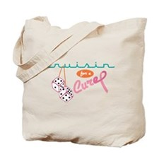 Cruisin' For A Cure Tote Bag