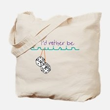 Rather Be Cruisin' Tote Bag