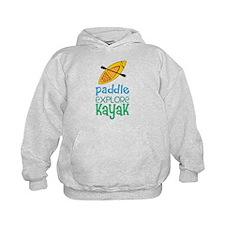 Kayak Hoodie
