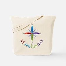 Adventurous Tote Bag