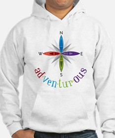 Adventurous Jumper Hoody