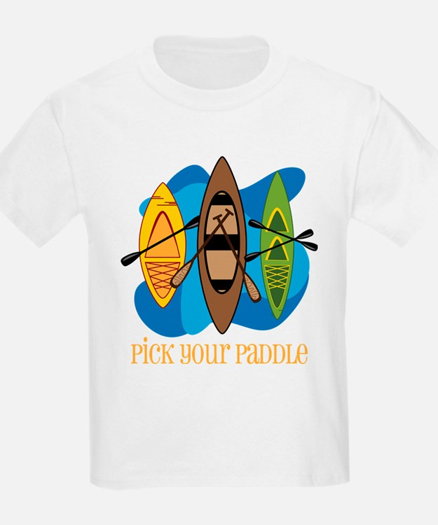 Pick Your Paddle T-Shirt