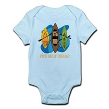 Pick Your Paddle Infant Bodysuit