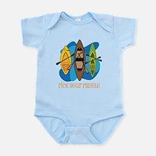 Pick Your Paddle Infant Bodysuit