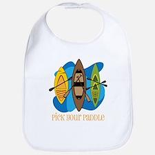 Pick Your Paddle Bib