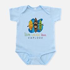 Explore Infant Bodysuit