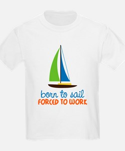Born To Sail T-Shirt