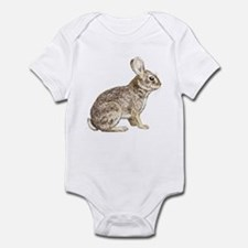 Cottontail Rabbit (Front only) Infant Bodysuit
