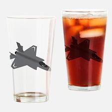 F-35 Lightning II Drinking Glass
