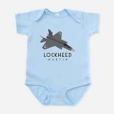 Lockheed Martin Infant Bodysuit