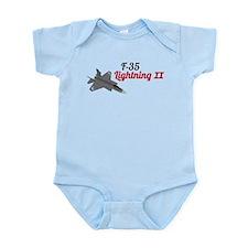 F-35 Lightning II Infant Bodysuit