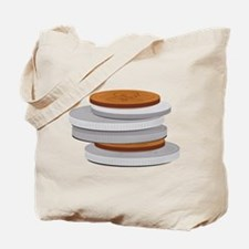 Coins Tote Bag