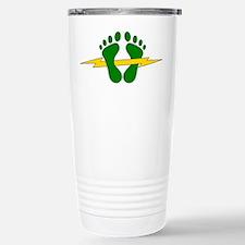 Green Feet - PJ Travel Mug