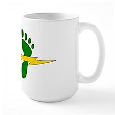 Green Feet - PJ Mug