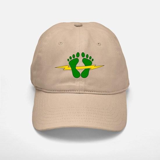 Green Feet - PJ Baseball Baseball Cap
