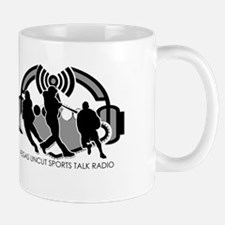 Vegas Uncut Sports Talk Mug
