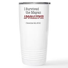 Apocaplyse Survivor Travel Mug