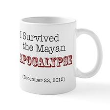Mayan Survivor Mug
