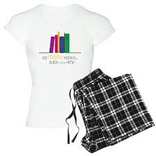 So Many Books Pajamas