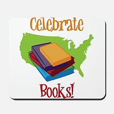 Celebrate Books Mousepad