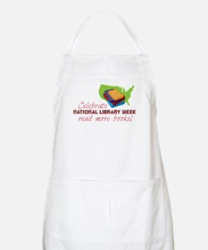 Library Week Apron