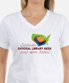 Library Week Shirt