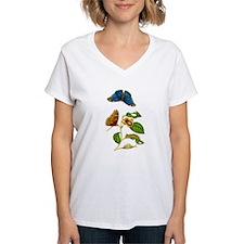 Maria Sibylla Merian Botanical Shirt