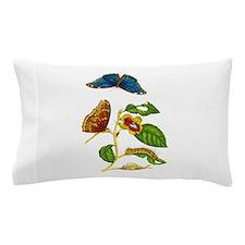 Maria Sibylla Merian Botanical Pillow Case