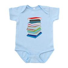 Book Club Infant Bodysuit