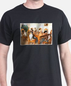 Aussies Playin' Poker T-Shirt