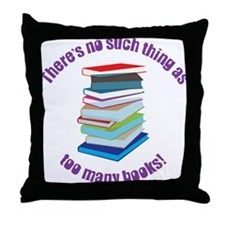No Such Thing Throw Pillow