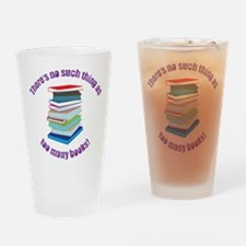 No Such Thing Drinking Glass