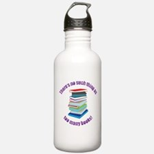 No Such Thing Sports Water Bottle