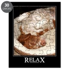 Brittany Spaniel Puzzle