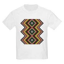 Modernized Navajo Pattern T-Shirt