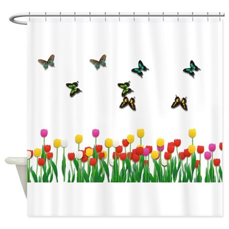 Home Bathroom Shower Curtains