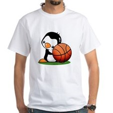 Basketball Penguin Shirt
