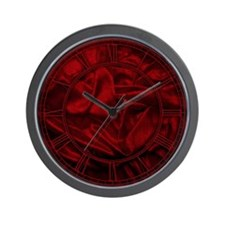 frangible-heart_cl-match.jpg Wall Clock