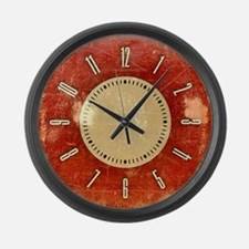 retro-red_cl.jpg Large Wall Clock