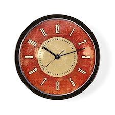 retro-red_cl.jpg Wall Clock