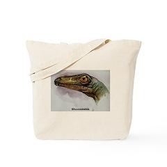Shuvosaurus Dinosaur Tote Bag