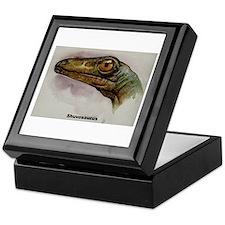 Shuvosaurus Dinosaur Keepsake Box
