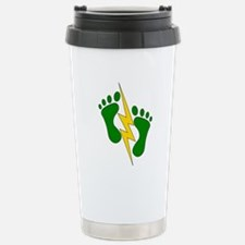 Green Feet 2 - PJ Travel Mug