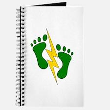 Green Feet 2 - PJ Journal