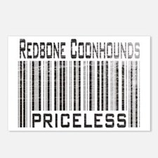 Redbone Coonhounds Postcards (Package of 8)