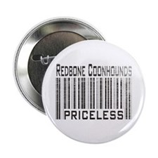 Redbone Coonhounds Button