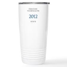 Apocalypse 2012 Travel Mug